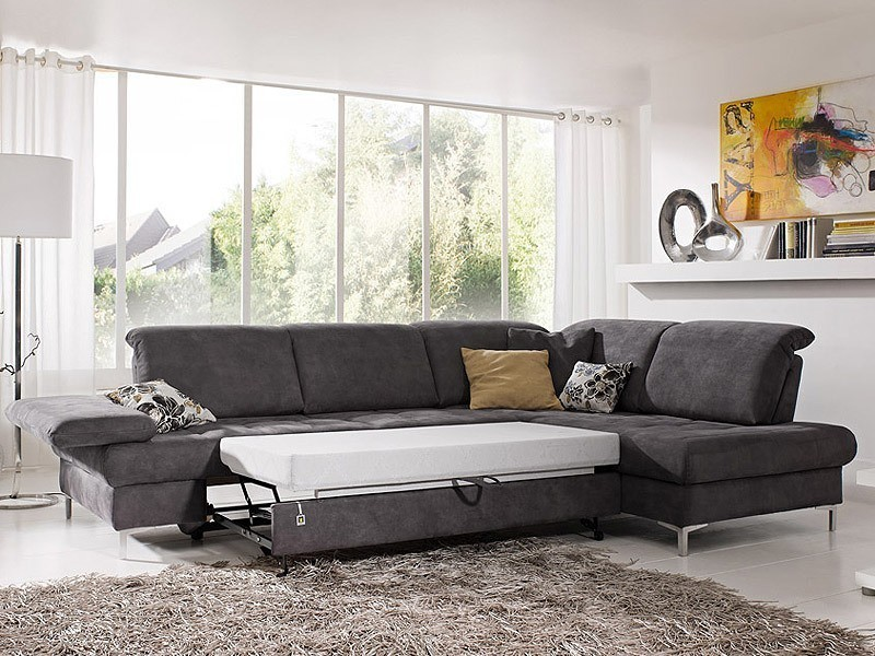 dietsch paolo nero familyrelax fr3 eck sofa meine. Black Bedroom Furniture Sets. Home Design Ideas