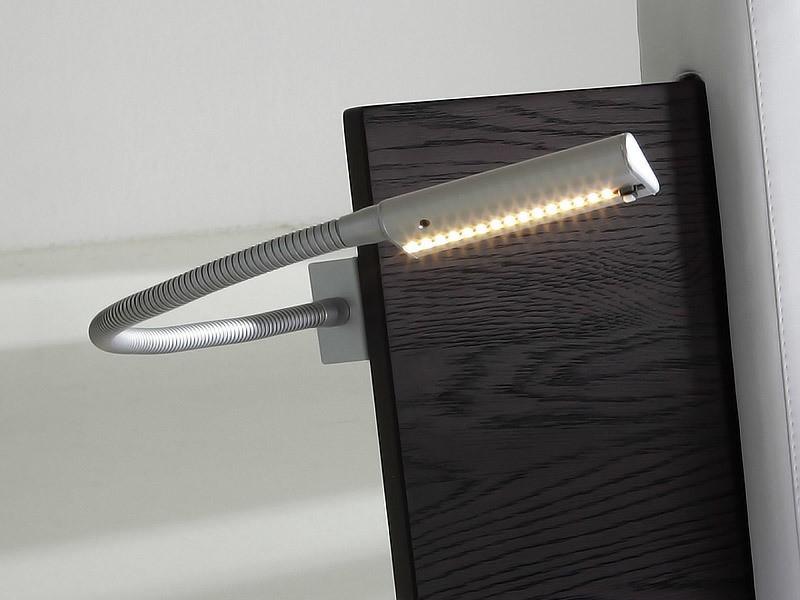 hasena lampen f r kopfteile meine. Black Bedroom Furniture Sets. Home Design Ideas